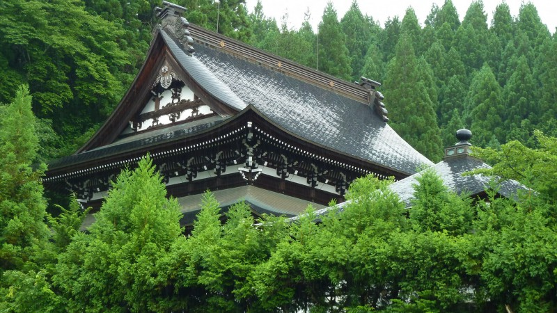 The Higashiyama Walking Course 東山遊歩道