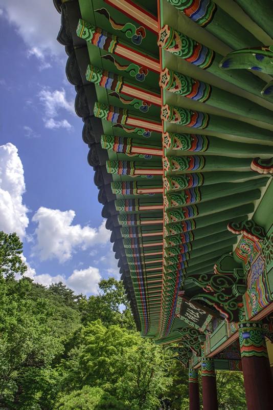 Chungjangsa Shrine gwangju south korea 무등산국립공원