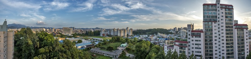 panorama gwangju photomerge