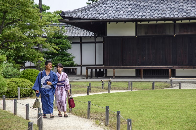 Nijō Castle 二条城 本丸御殿