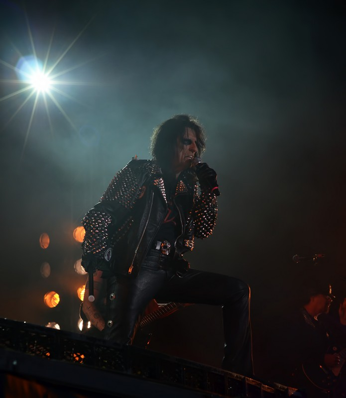 Vincent Damon Furnier alice cooper 2011