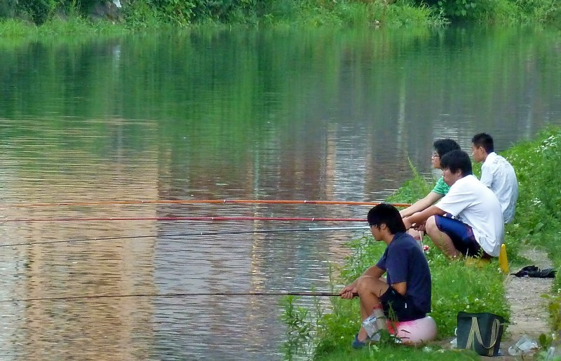 Asanogawa 浅野川 fishing kanazawa
