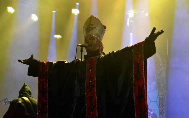 ghost roskilde festival 2011