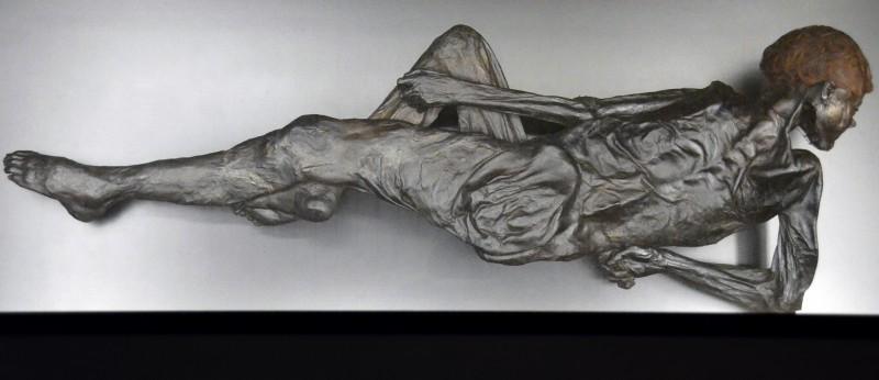 Moesgaard Museum grauballe man