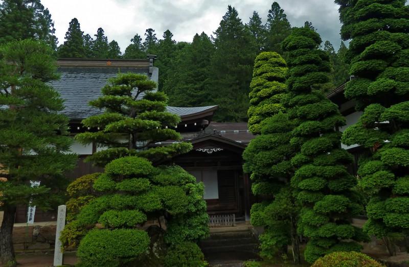 Temple Town 寺町 higashiyama walking course takayama