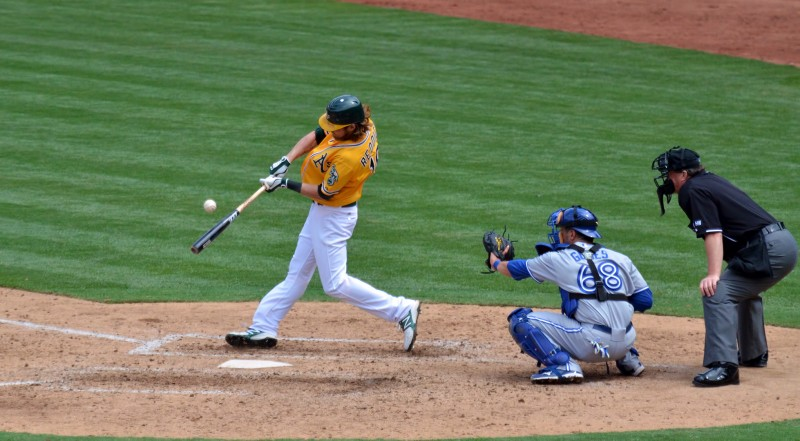 reddick a's athletics