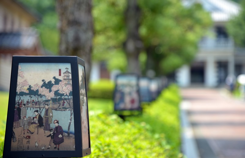 Higashi-Yamanashi District Office important cultural property Kusakabe-chou Yamanashi, Yamanashi-pref., built in 1885 meiji mura inuyama nagoya