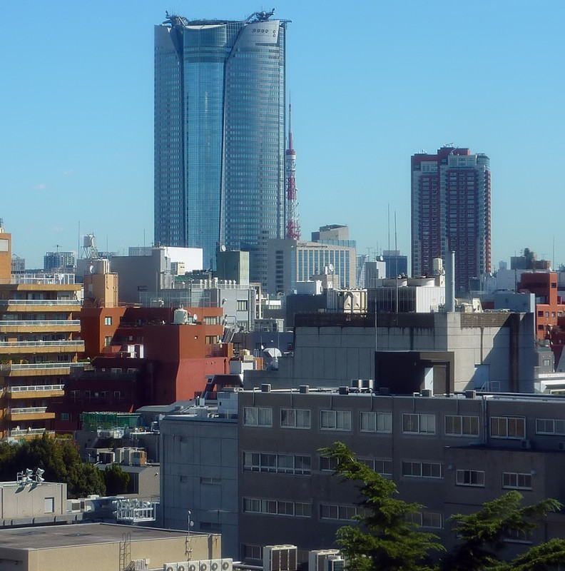 tokyo tower mori