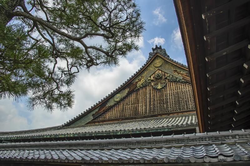 nijo castle kyoto 二条城