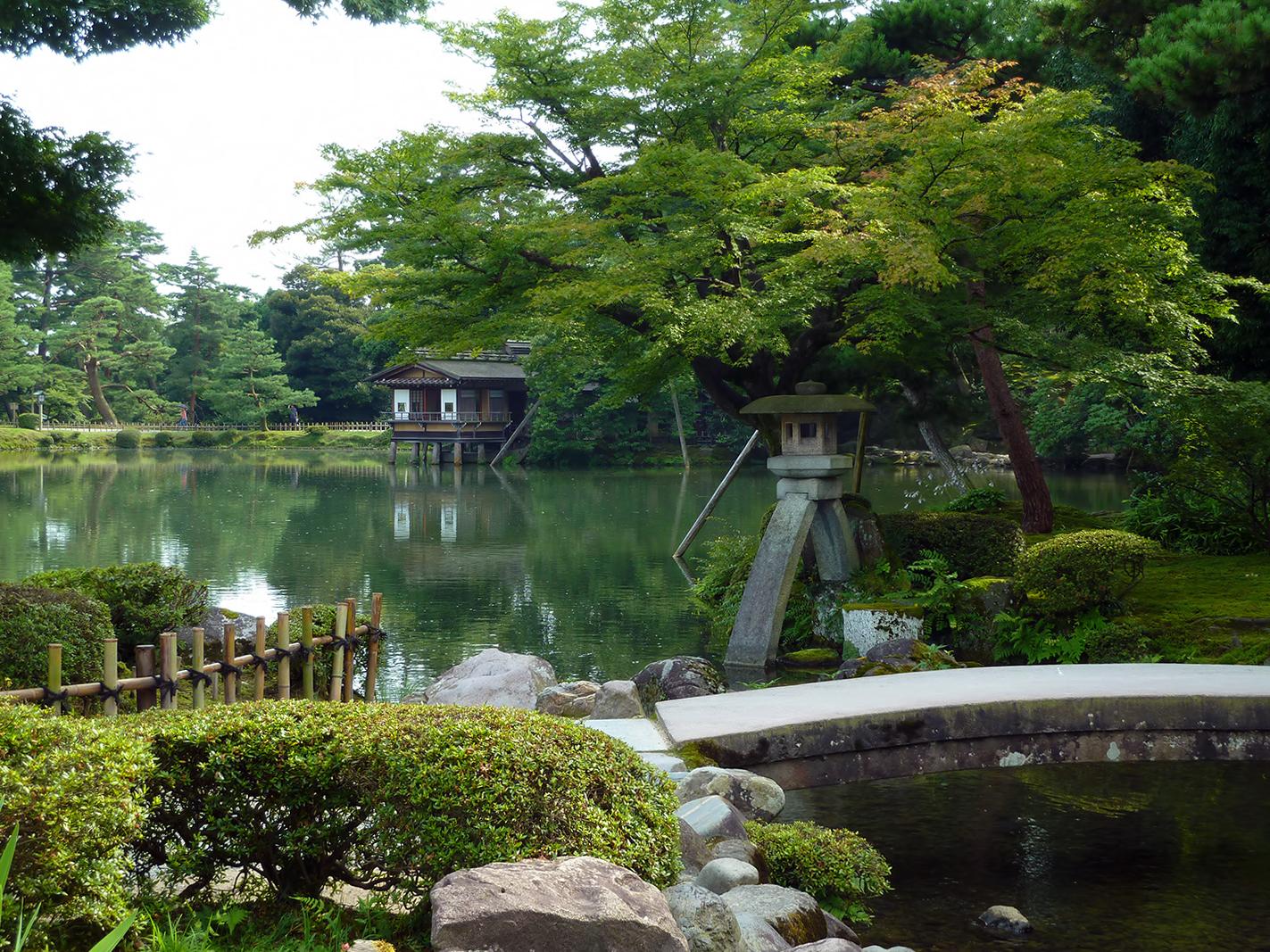 Kanazawa Japan  city images : Kenrokuen Kanazawa, Japan