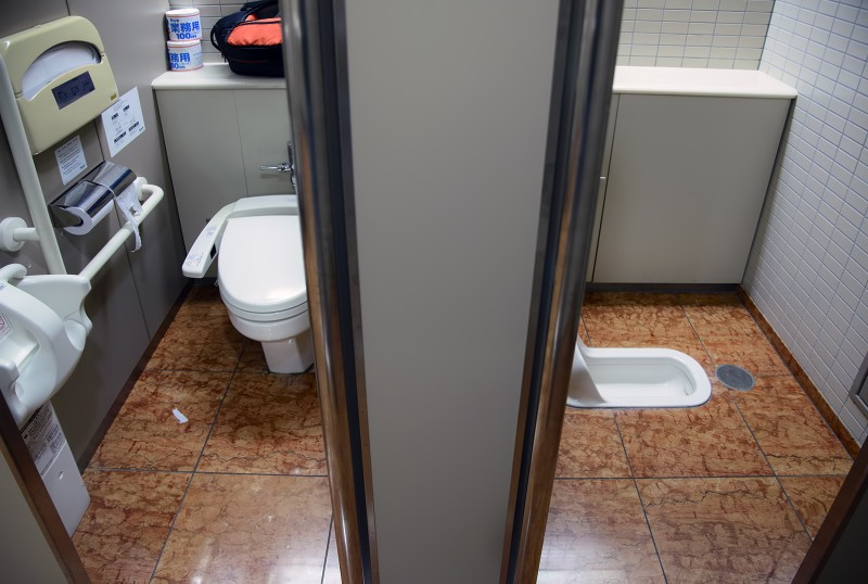 modern classic japanese toilets