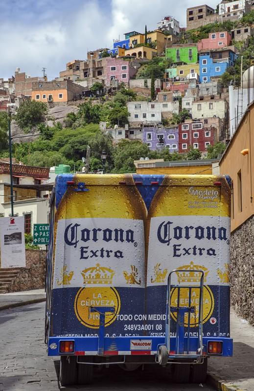 corona truck guanajuato mexico