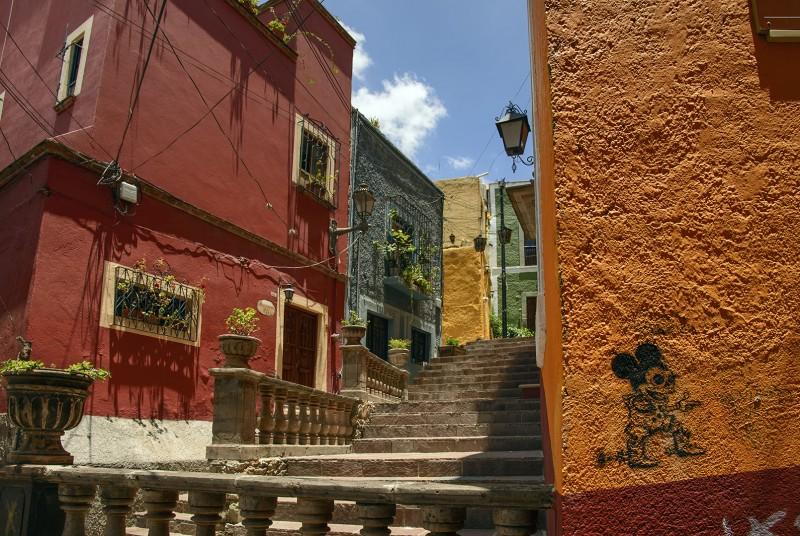 Guanajuato mickey