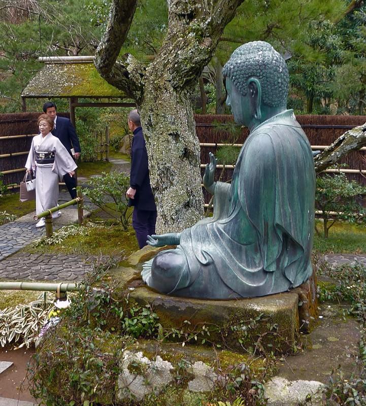 kamakura buddha statue tokeiji