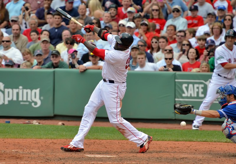boston red sox david ortiz big papi