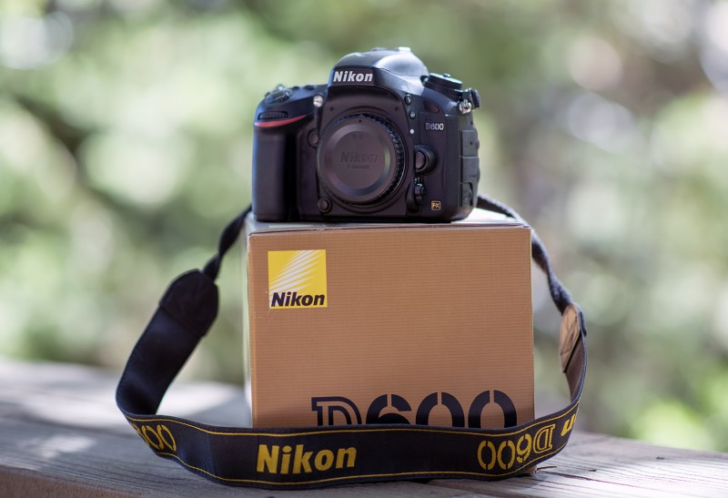Nikon D600 used for sale inexpensive cheap