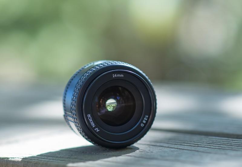 nikkor 24mm f/2.8d lens nikon af-s