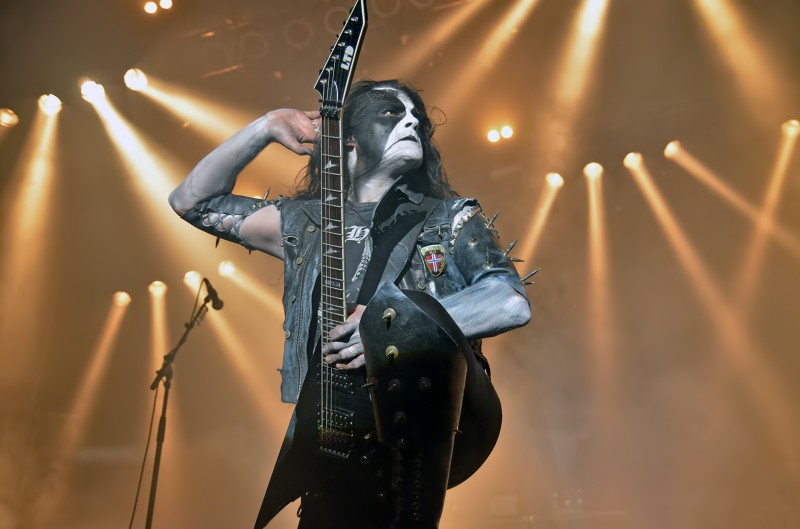Olve Eikemo (born 27 June 1973), better known by his stage name Abbath Doom Occulta