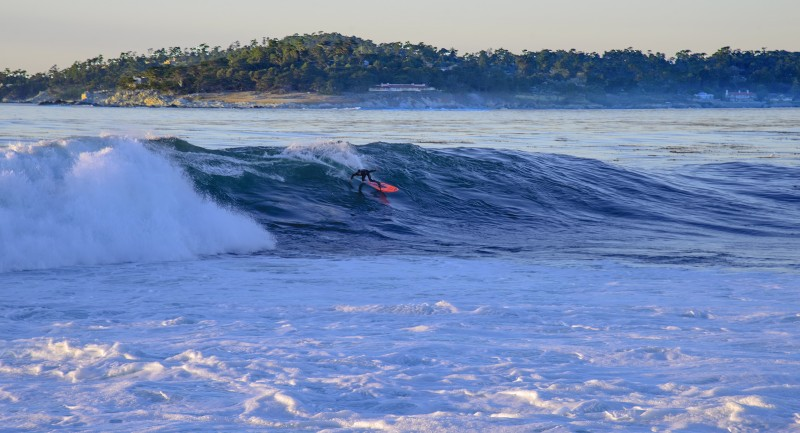 carmel surfer california