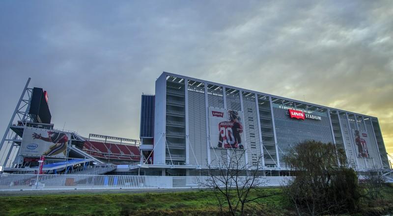 Levi's Stadium - Inaugural Season (Santa Clara, California)