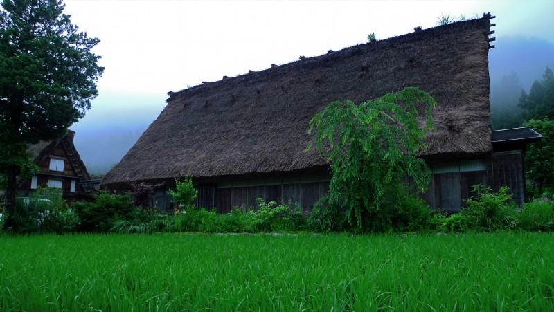 shirakawago  白川村