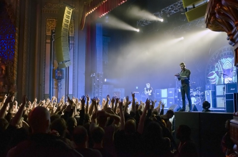 mastodon fox theater oakland bill Kelliher
