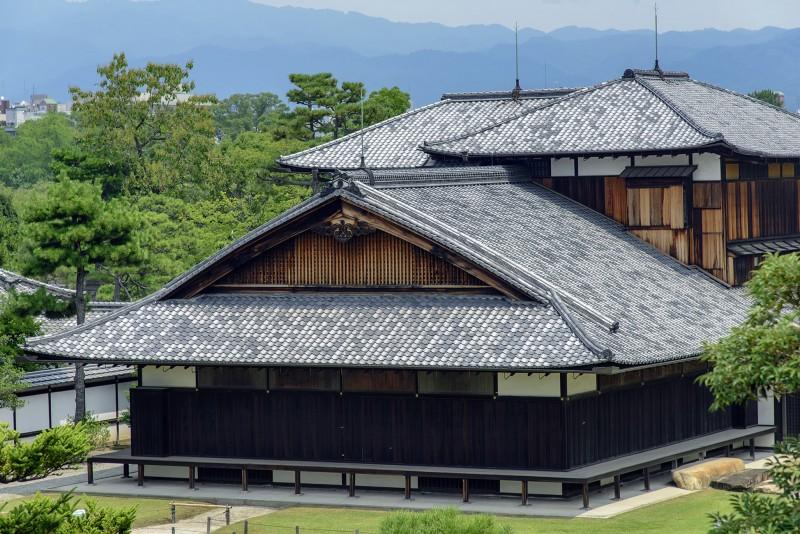 二の丸御殿 nijo castle kyoto flatland