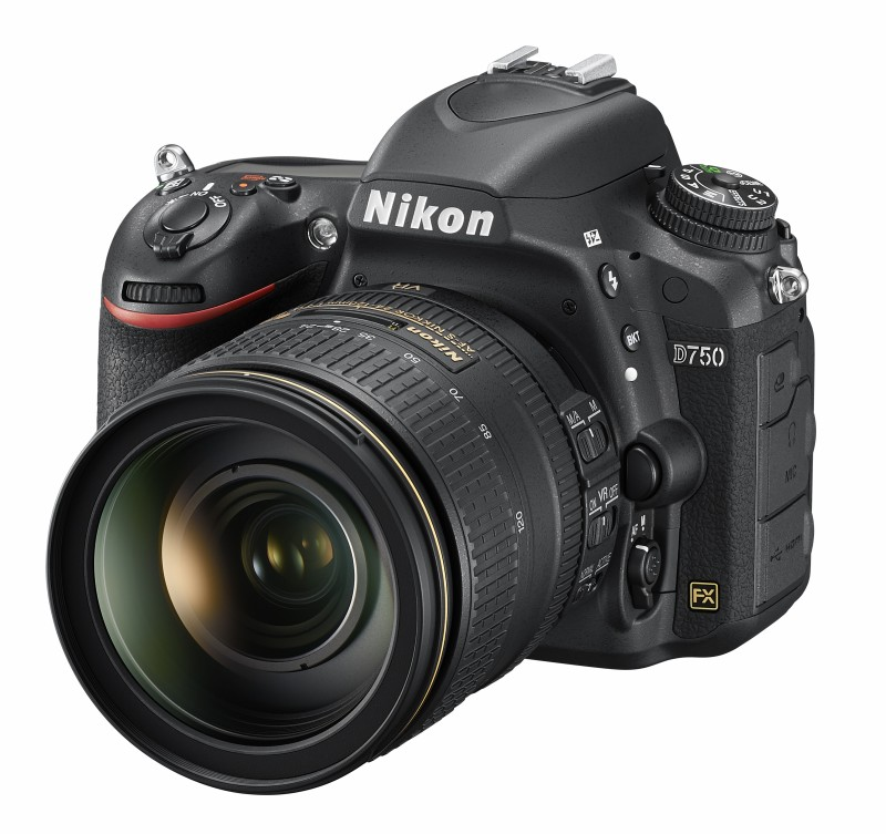 nikon d750 24-120mm f/4 lens