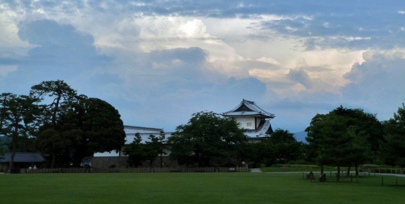 金沢城 kanazawa castle park ishikawa ken prefecture