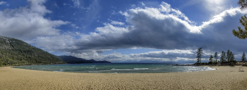 8 photo photomerge lake tahoe between storms sand harbor