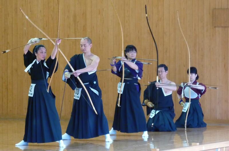 japanese archery kyudo meiji jingu