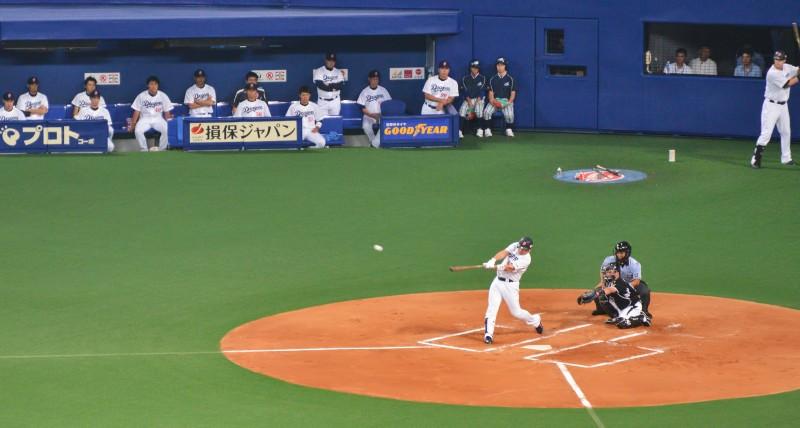 Yohei Oshima chunichi dragons nagoya npb baseball masahiko morino