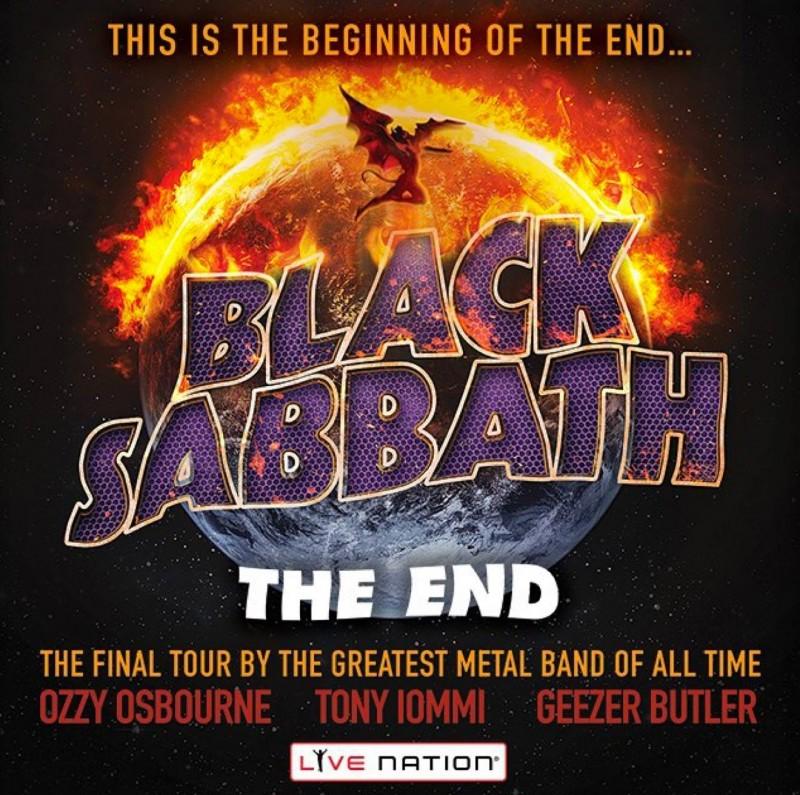 Black Sabbath @ Copenhell 2016 (June 25)