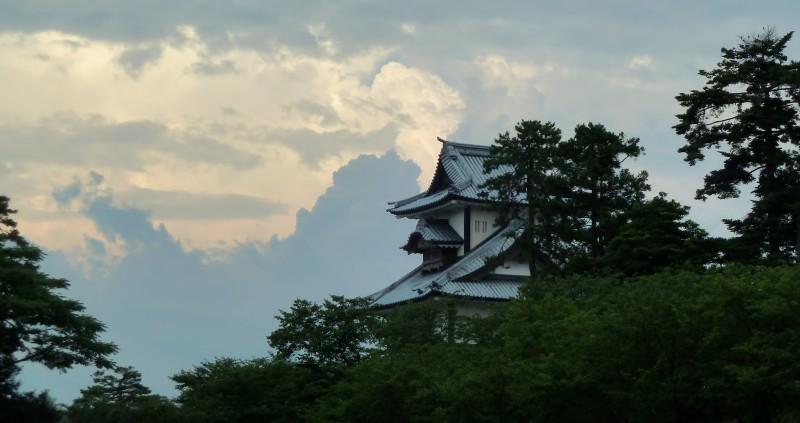 Kanazawa Castle 金沢城
