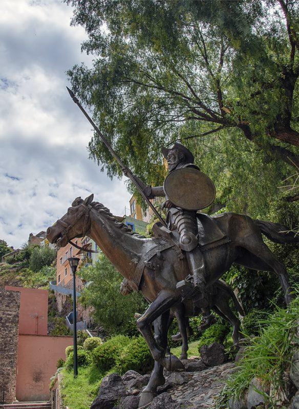 Guanajuato don quixoite