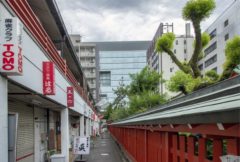 fukuoka mahjong club tomo