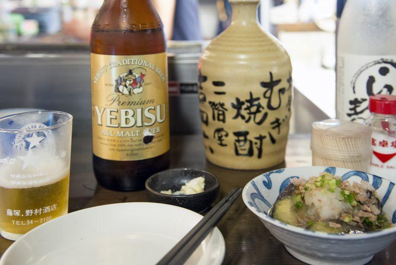 yebisu beer 居酒屋おたやん甲府中央酒場 kofu