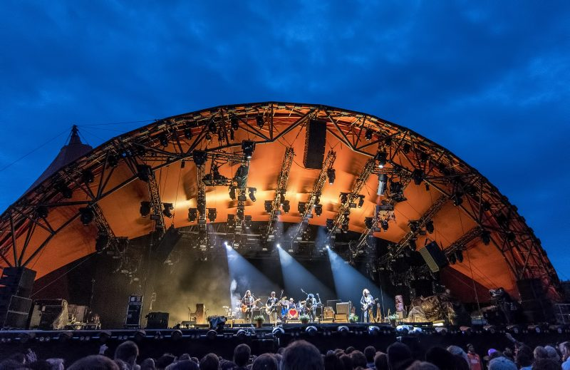 Neil Young and The Promise of the New on the Orange Stage at 2016 Roskilde