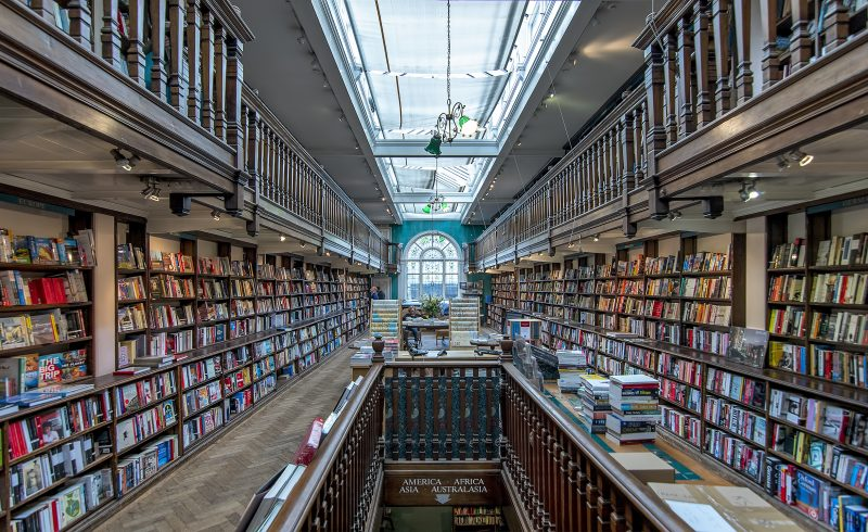 daunt books london marylebone