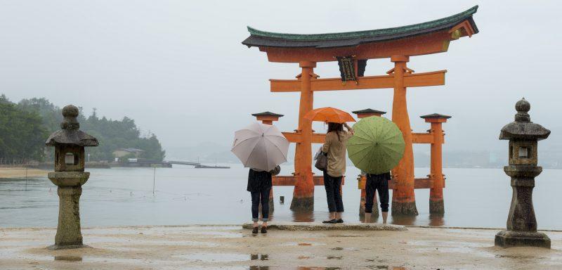 miyajima-umbrellas