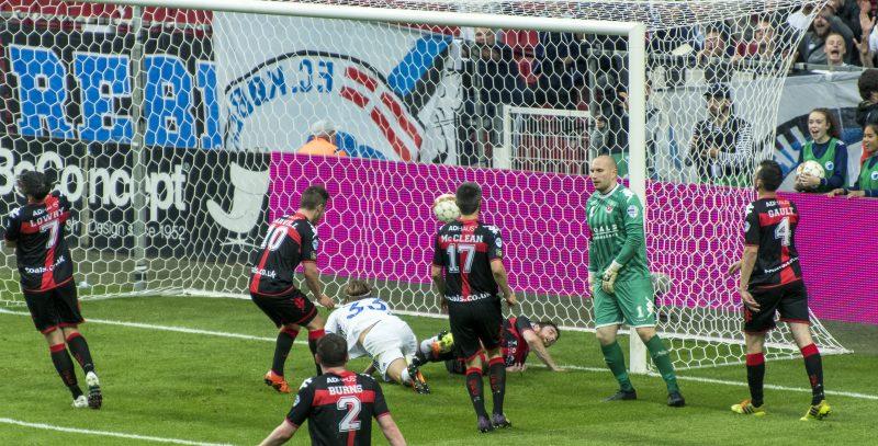 FCK soccer goal
