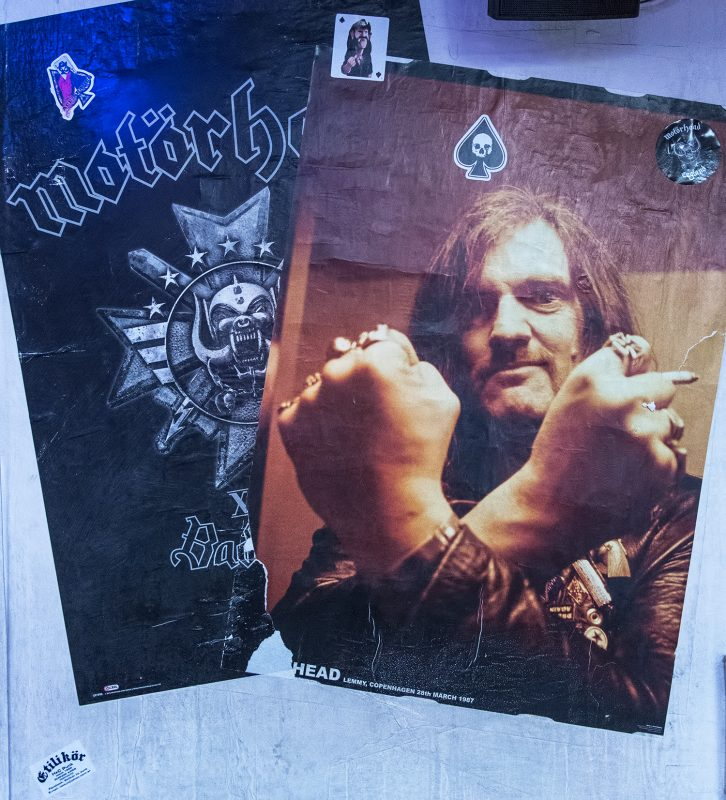 lemmy motorhead london crobar soho england