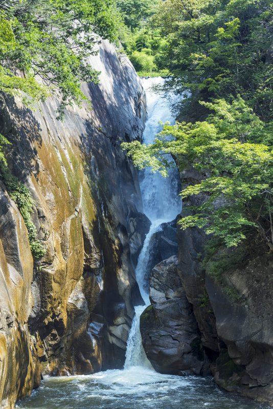 shosenkyo sengataki kofu waterfall
