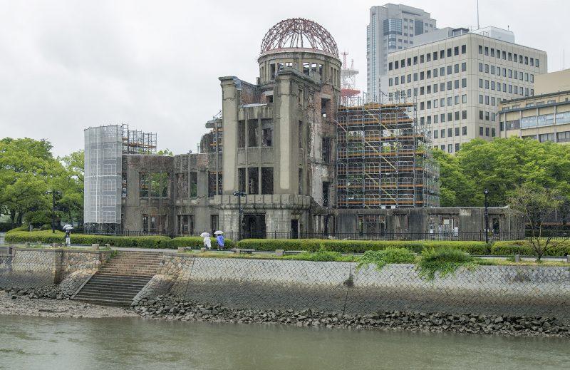 Hiroshima Peace Memorial Atomic Bomb Dome Genbaku Dōmu
