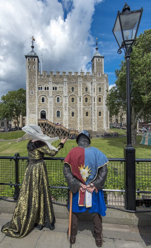 tower of london performance