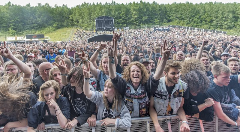 copenhell crowd