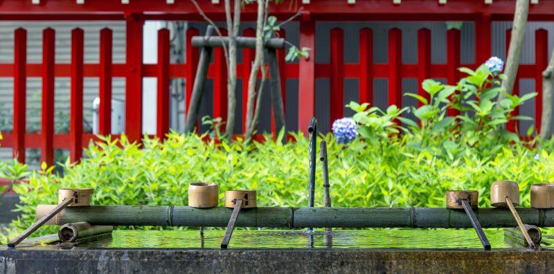 temizubachi 手水鉢 fukuoka