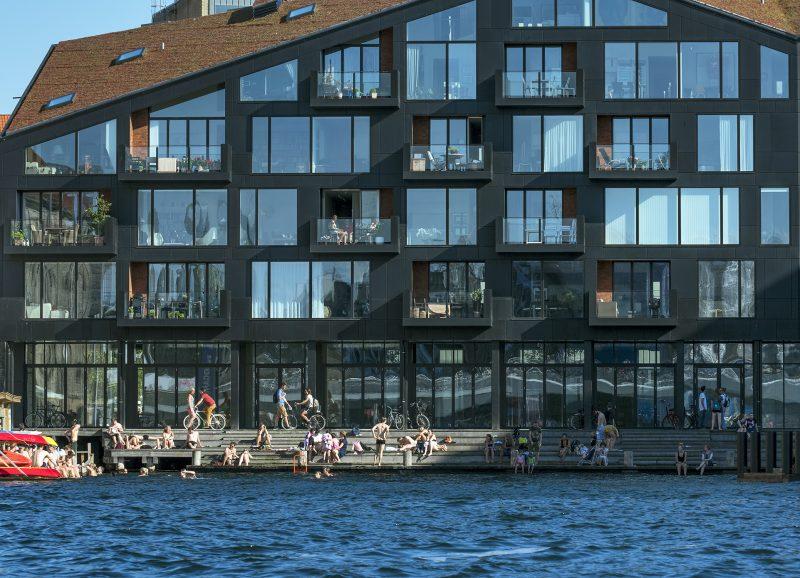 Krøyers Plads copenhagen water swimming
