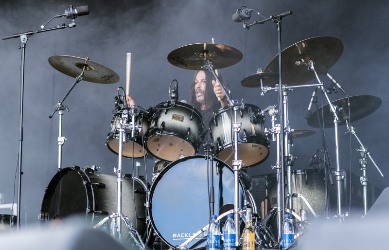 gefle metal festival dave budbill sanctuary