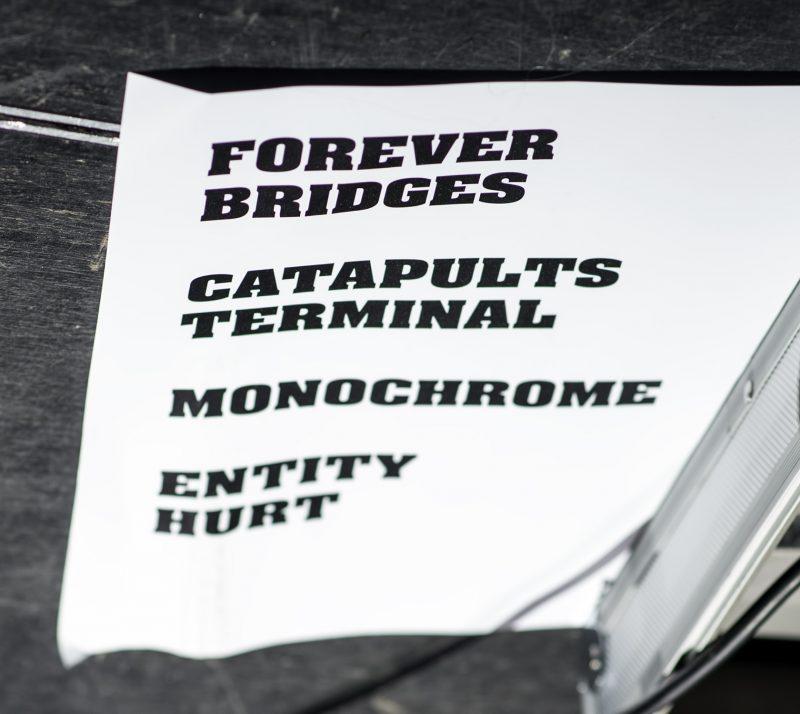 gefle metal festival pagandom setlist